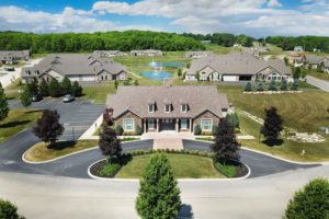The Villas at Canandaigua homes