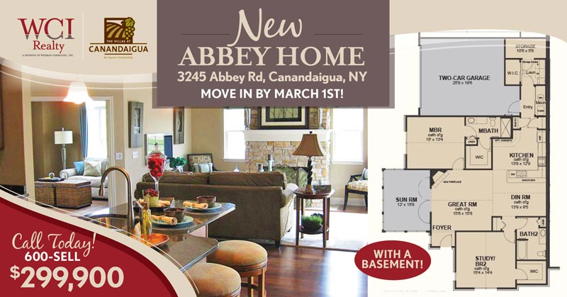 Abbey Home ad