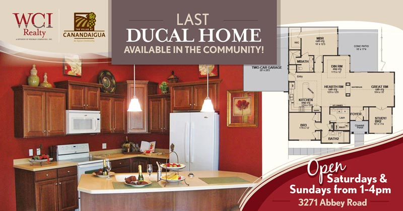 last Ducal home ad