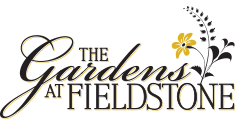 the gardens at fieldstone logo