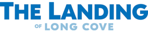 the landing of long cove logo
