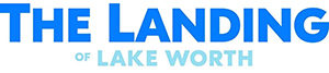 The Landing of Lake Worth logo