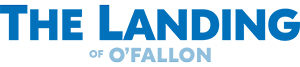 The Landing of O'Fallon logo