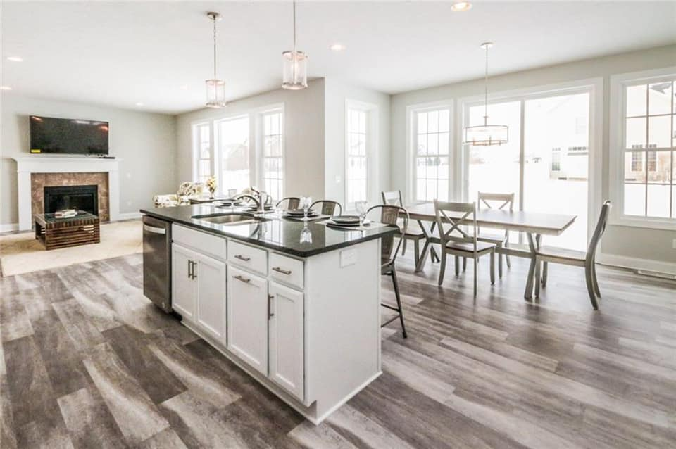2396 sq ft Model Home