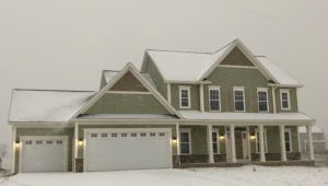 2609 sq ft Move in Ready Model Home
