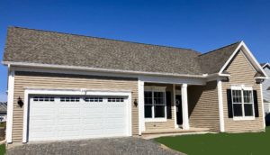 The Gardens at Fieldstone: MODEL HOME